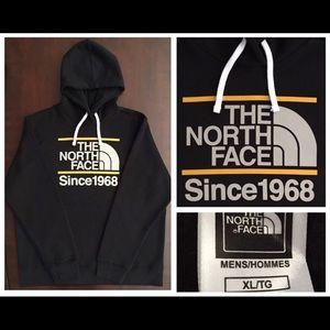 The North Face Black Hoodie Sweatshirt